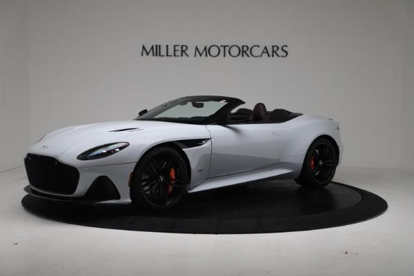 New 2020 Aston Martin DBS Superleggera Volante Convertible for sale Sold at Maserati of Westport in Westport CT 06880 1