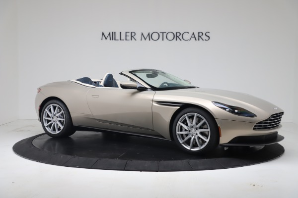 New 2020 Aston Martin DB11 Volante Convertible for sale $255,556 at Maserati of Westport in Westport CT 06880 10