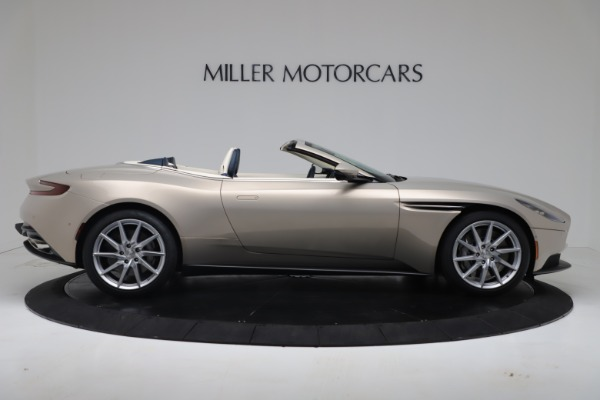New 2020 Aston Martin DB11 Volante Convertible for sale $255,556 at Maserati of Westport in Westport CT 06880 11