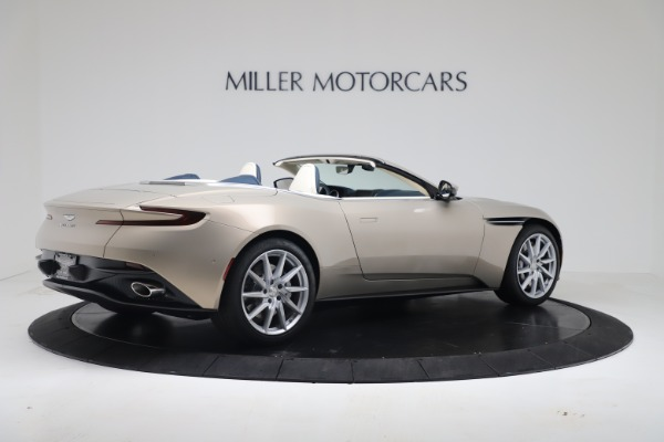 New 2020 Aston Martin DB11 Volante Convertible for sale $255,556 at Maserati of Westport in Westport CT 06880 13