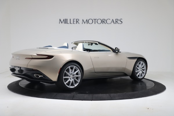 New 2020 Aston Martin DB11 Volante Convertible for sale $255,556 at Maserati of Westport in Westport CT 06880 14