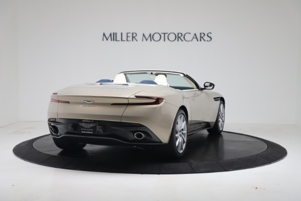 New 2020 Aston Martin DB11 Volante Convertible for sale $255,556 at Maserati of Westport in Westport CT 06880 15