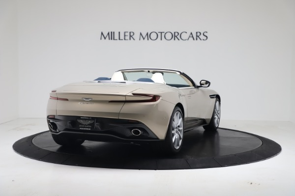 New 2020 Aston Martin DB11 Volante Convertible for sale $255,556 at Maserati of Westport in Westport CT 06880 16