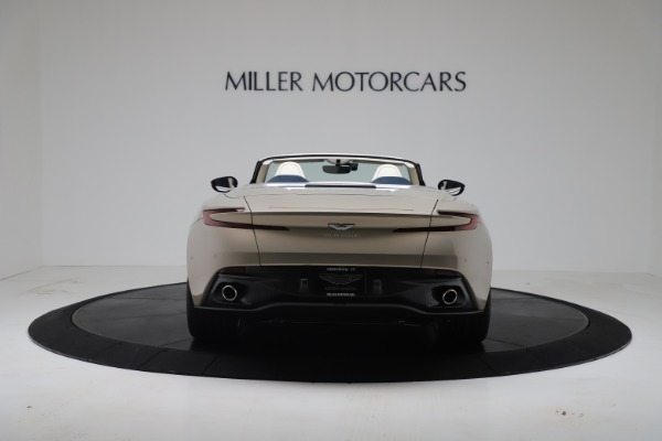 New 2020 Aston Martin DB11 Volante Convertible for sale $255,556 at Maserati of Westport in Westport CT 06880 17