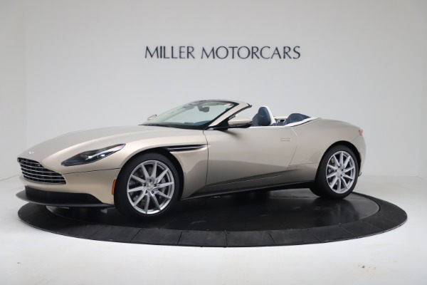 New 2020 Aston Martin DB11 Volante Convertible for sale $255,556 at Maserati of Westport in Westport CT 06880 2