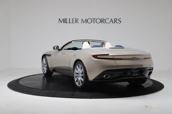 New 2020 Aston Martin DB11 Volante Convertible for sale $255,556 at Maserati of Westport in Westport CT 06880 20