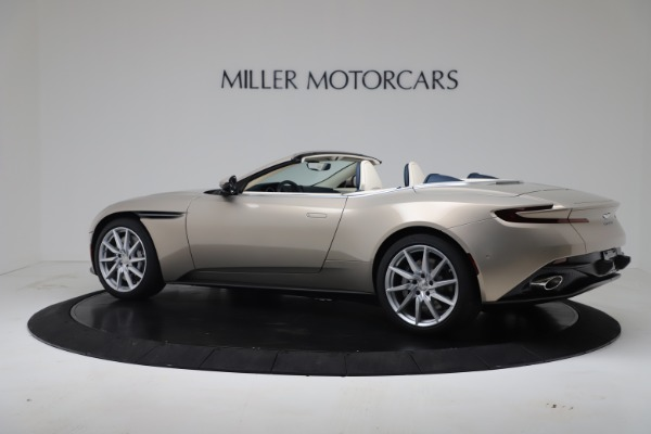 New 2020 Aston Martin DB11 Volante Convertible for sale $255,556 at Maserati of Westport in Westport CT 06880 22