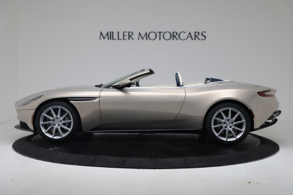 New 2020 Aston Martin DB11 Volante Convertible for sale $255,556 at Maserati of Westport in Westport CT 06880 23