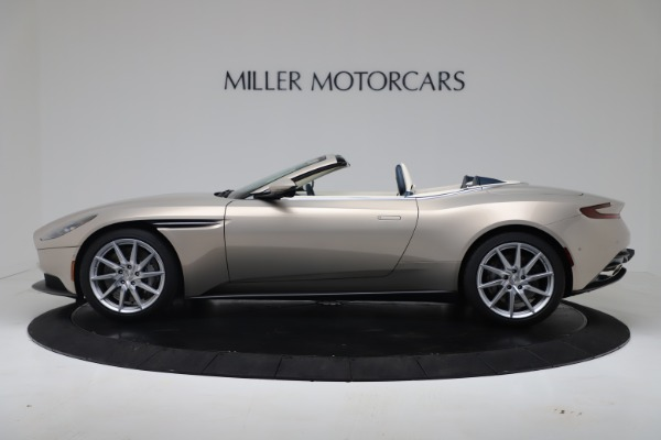 New 2020 Aston Martin DB11 Volante Convertible for sale $255,556 at Maserati of Westport in Westport CT 06880 24