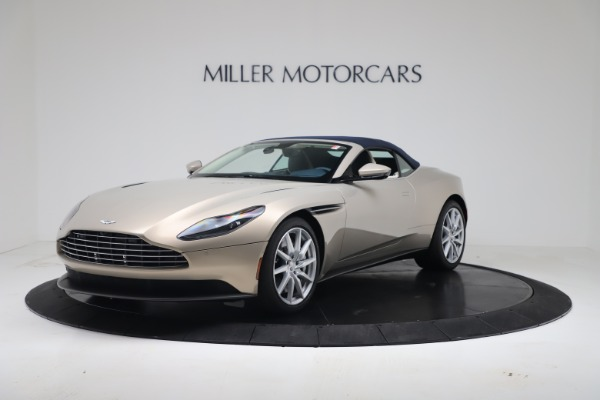 New 2020 Aston Martin DB11 Volante Convertible for sale $255,556 at Maserati of Westport in Westport CT 06880 26