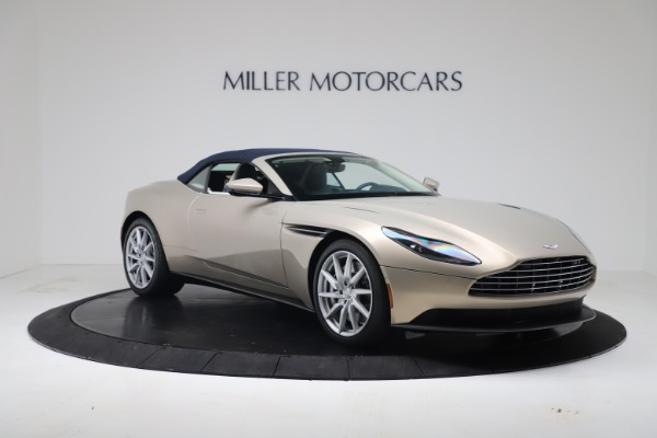 New 2020 Aston Martin DB11 Volante Convertible for sale $255,556 at Maserati of Westport in Westport CT 06880 27