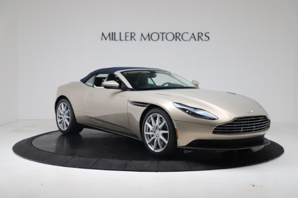 New 2020 Aston Martin DB11 Volante Convertible for sale $255,556 at Maserati of Westport in Westport CT 06880 28