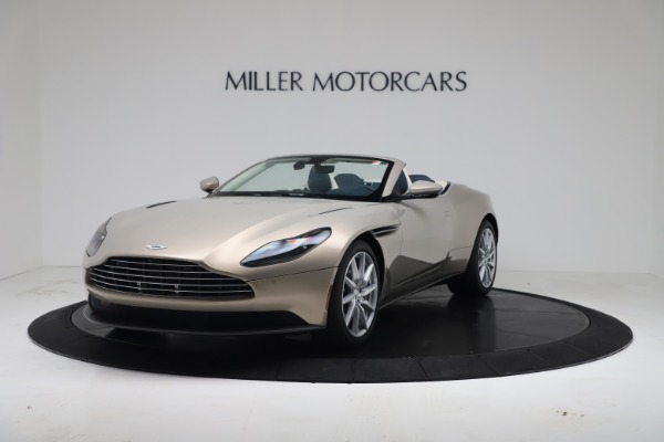 New 2020 Aston Martin DB11 Volante Convertible for sale $255,556 at Maserati of Westport in Westport CT 06880 3