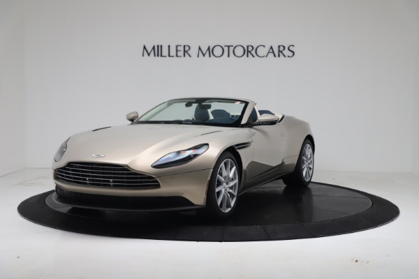 New 2020 Aston Martin DB11 Volante Convertible for sale $255,556 at Maserati of Westport in Westport CT 06880 4