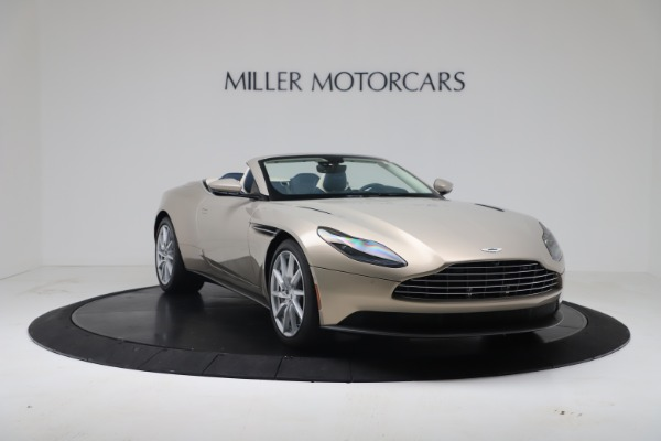 New 2020 Aston Martin DB11 Volante Convertible for sale $255,556 at Maserati of Westport in Westport CT 06880 7