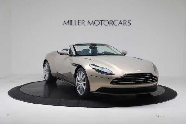 New 2020 Aston Martin DB11 Volante Convertible for sale $255,556 at Maserati of Westport in Westport CT 06880 8