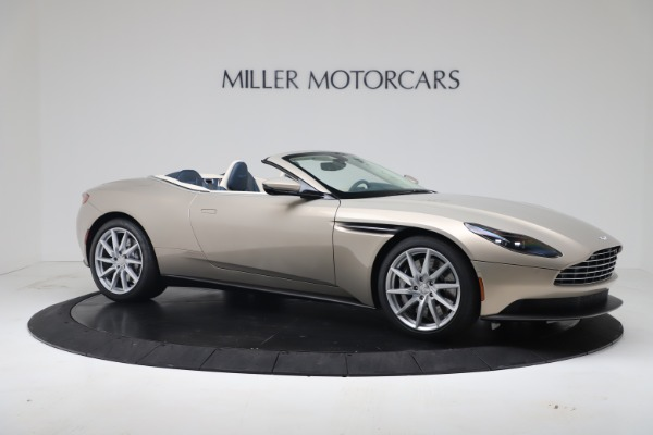 New 2020 Aston Martin DB11 Volante Convertible for sale $255,556 at Maserati of Westport in Westport CT 06880 9