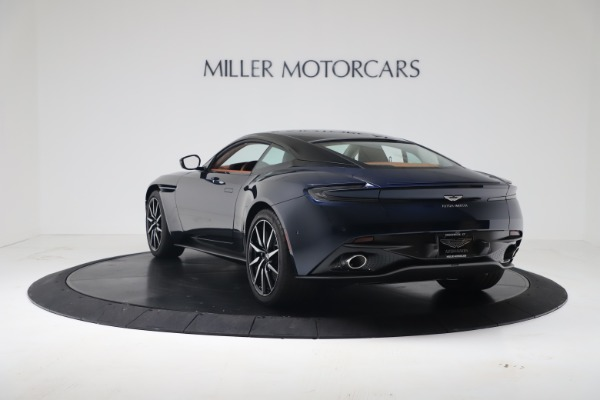 Used 2020 Aston Martin DB11 V8 Coupe for sale $199,990 at Maserati of Westport in Westport CT 06880 10