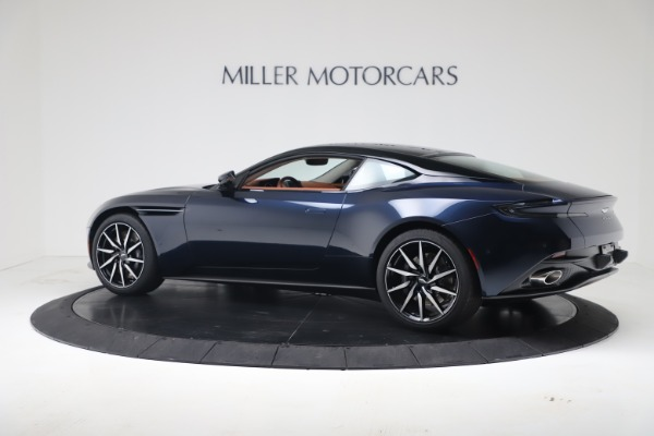Used 2020 Aston Martin DB11 V8 Coupe for sale $199,990 at Maserati of Westport in Westport CT 06880 11