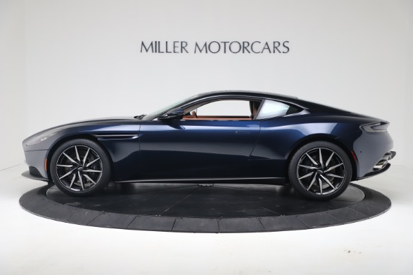 Used 2020 Aston Martin DB11 V8 Coupe for sale $199,990 at Maserati of Westport in Westport CT 06880 12
