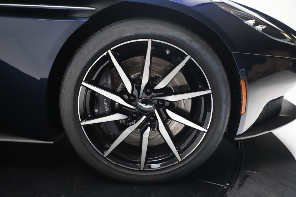 Used 2020 Aston Martin DB11 V8 Coupe for sale $199,990 at Maserati of Westport in Westport CT 06880 13