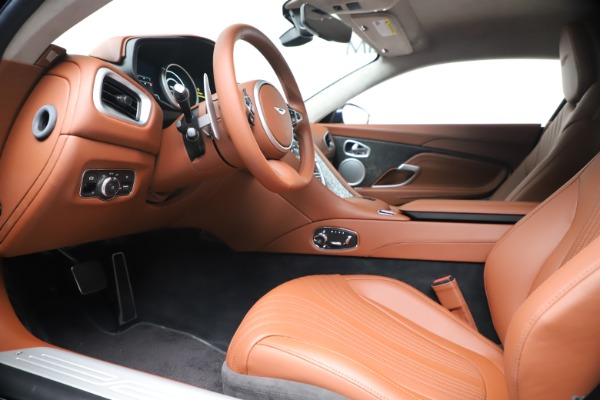 New 2020 Aston Martin DB11 V8 Coupe for sale $231,691 at Maserati of Westport in Westport CT 06880 15