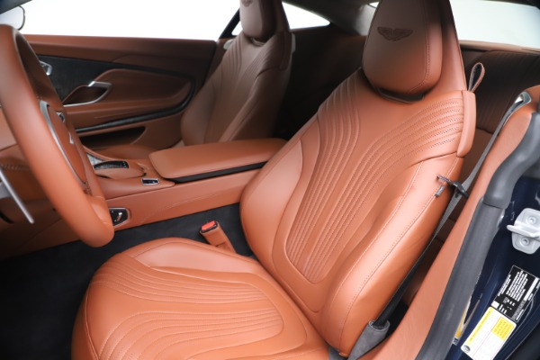 New 2020 Aston Martin DB11 V8 Coupe for sale $231,691 at Maserati of Westport in Westport CT 06880 16