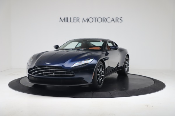 Used 2020 Aston Martin DB11 V8 Coupe for sale $199,990 at Maserati of Westport in Westport CT 06880 2