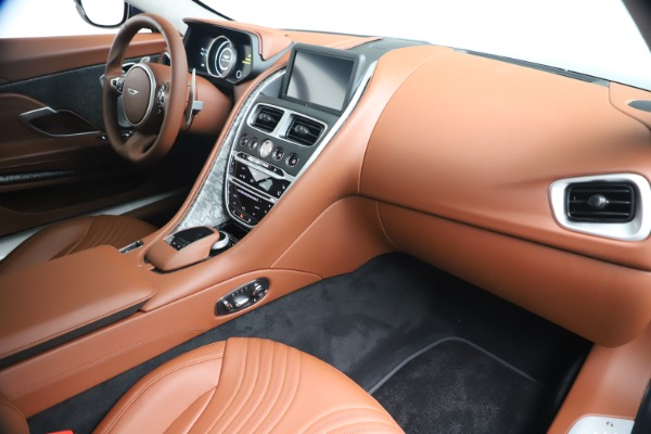 New 2020 Aston Martin DB11 V8 Coupe for sale $231,691 at Maserati of Westport in Westport CT 06880 20