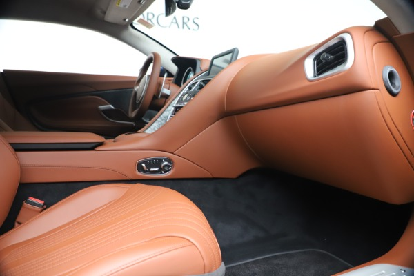 New 2020 Aston Martin DB11 V8 Coupe for sale $231,691 at Maserati of Westport in Westport CT 06880 21