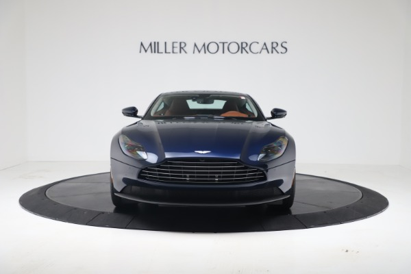 New 2020 Aston Martin DB11 V8 Coupe for sale $231,691 at Maserati of Westport in Westport CT 06880 3