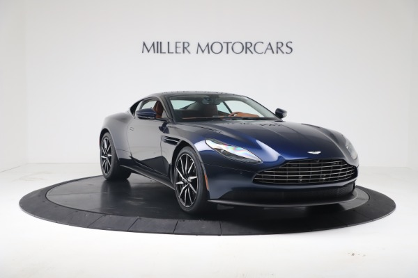 New 2020 Aston Martin DB11 V8 Coupe for sale $231,691 at Maserati of Westport in Westport CT 06880 4