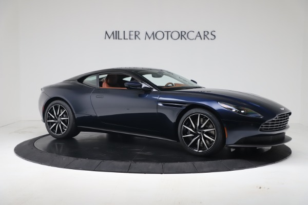 New 2020 Aston Martin DB11 V8 Coupe for sale $231,691 at Maserati of Westport in Westport CT 06880 5