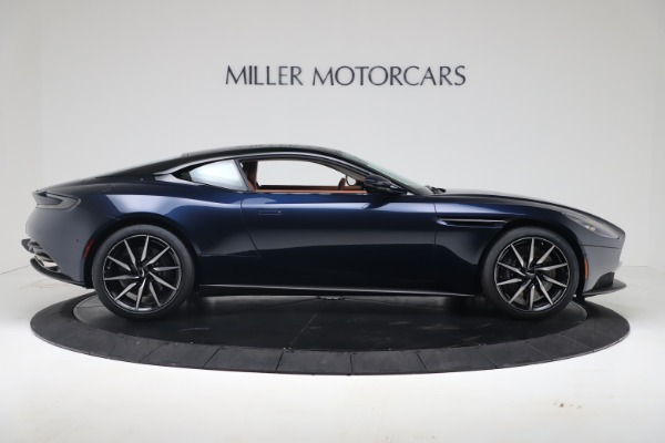 Used 2020 Aston Martin DB11 V8 Coupe for sale $199,990 at Maserati of Westport in Westport CT 06880 6