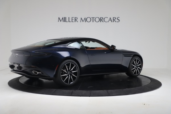 Used 2020 Aston Martin DB11 V8 Coupe for sale $199,990 at Maserati of Westport in Westport CT 06880 7