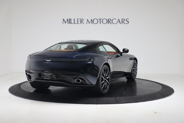 Used 2020 Aston Martin DB11 V8 Coupe for sale $199,990 at Maserati of Westport in Westport CT 06880 8