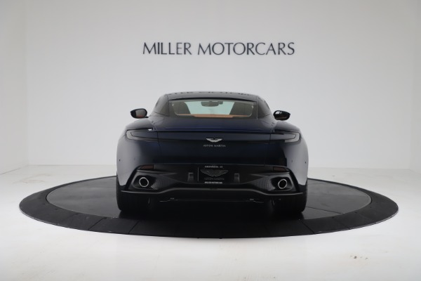 New 2020 Aston Martin DB11 V8 Coupe for sale $231,691 at Maserati of Westport in Westport CT 06880 9