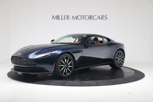 Used 2020 Aston Martin DB11 V8 Coupe for sale $199,990 at Maserati of Westport in Westport CT 06880 1