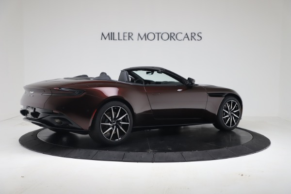 Used 2020 Aston Martin DB11 Volante Convertible for sale Sold at Maserati of Westport in Westport CT 06880 10