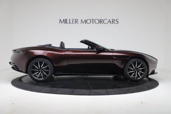 Used 2020 Aston Martin DB11 Volante Convertible for sale Sold at Maserati of Westport in Westport CT 06880 11