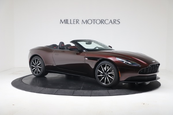 Used 2020 Aston Martin DB11 Volante Convertible for sale Sold at Maserati of Westport in Westport CT 06880 12