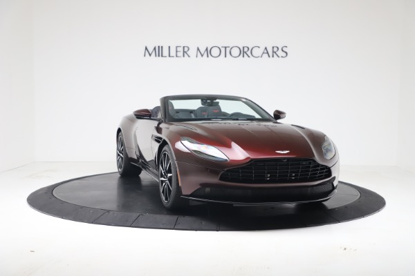 Used 2020 Aston Martin DB11 Volante Convertible for sale Sold at Maserati of Westport in Westport CT 06880 13