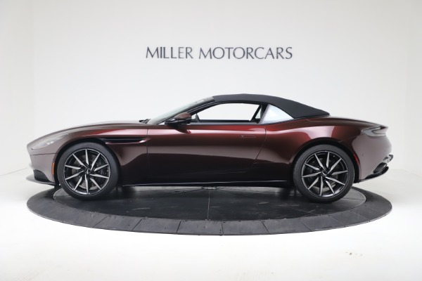 Used 2020 Aston Martin DB11 Volante Convertible for sale Sold at Maserati of Westport in Westport CT 06880 14