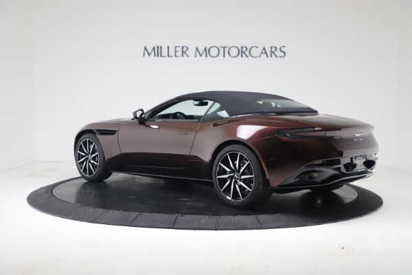 Used 2020 Aston Martin DB11 Volante Convertible for sale Sold at Maserati of Westport in Westport CT 06880 15