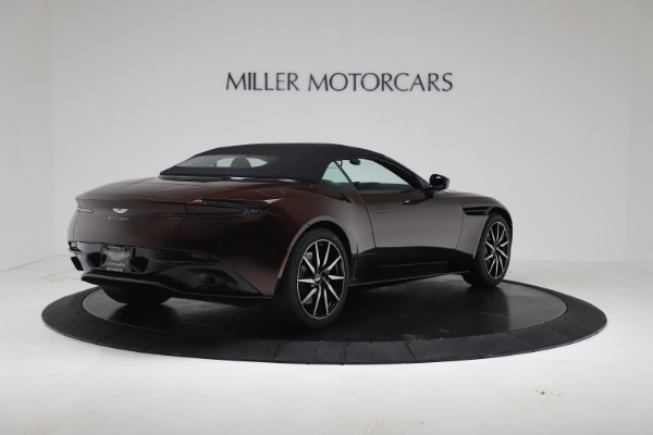 Used 2020 Aston Martin DB11 Volante Convertible for sale Sold at Maserati of Westport in Westport CT 06880 16