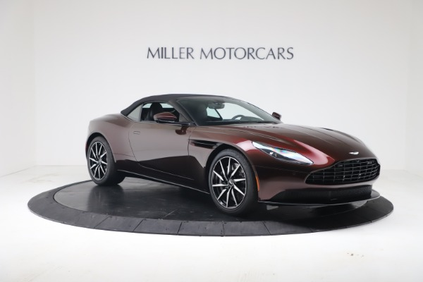 Used 2020 Aston Martin DB11 Volante Convertible for sale Sold at Maserati of Westport in Westport CT 06880 18
