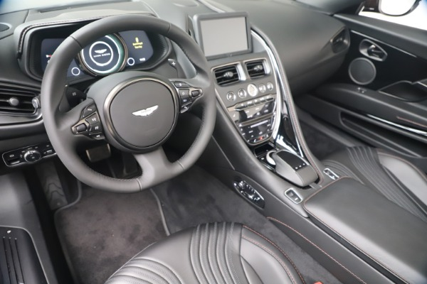 Used 2020 Aston Martin DB11 Volante Convertible for sale Sold at Maserati of Westport in Westport CT 06880 19