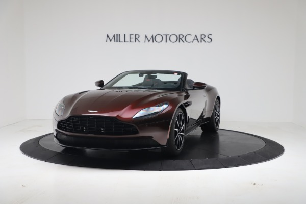 Used 2020 Aston Martin DB11 Volante Convertible for sale Sold at Maserati of Westport in Westport CT 06880 3