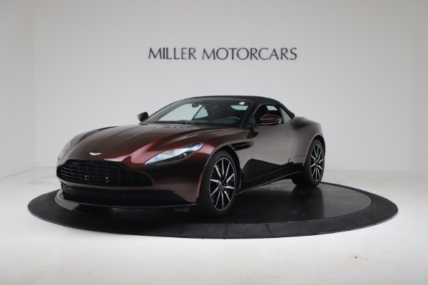 Used 2020 Aston Martin DB11 Volante Convertible for sale Sold at Maserati of Westport in Westport CT 06880 4