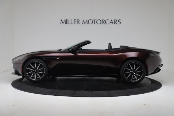 Used 2020 Aston Martin DB11 Volante Convertible for sale Sold at Maserati of Westport in Westport CT 06880 5